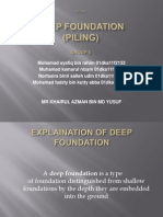 Deep Foundation geothecnic 2