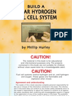 How to Build a Solar Hydrogen Fuel Cell System