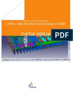 CATIA - Ship Structure Detail Design