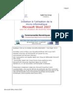 Init Word2007 p