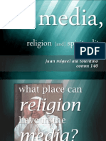 Mass Media and Religion