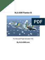 ALS-SIM Flanker Manual