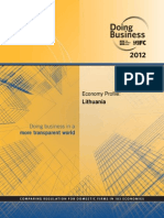 Lithuanian Business Guide