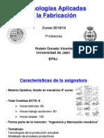 Informacion Asignatura