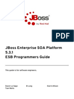 JBoss Enterprise SOA Platform-5-ESB Programmers Guide-En-US