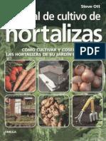 Manual de Cultivo de Hortalizas