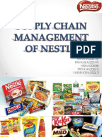 supply chain management case study amul