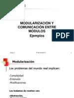 Clase3 - Modularizacion 1 y 2