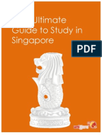 An ultimate guide to study in Singapore