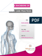 The Backbone of Spine Care Practices