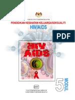 Modul 5 Pendidikan Kesihatan Keluarga Seksualiti HIV AIDS