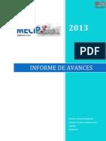 INFORME DE AVANCES - ABRIL 2013 - MECIP - GABINETE CIVIL - PORTALGUARANI