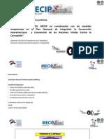 PRESENTACION DE LA BUENA PRACTICA - MECIP - GABINETE CIVIL - PARAGUAY - PORTALGUARANI