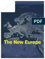 The New Europe - Edited by Valentina Croci