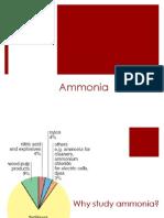 17 Ammonia