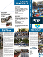 Brochure San Jose Hermanitas de La Anunciacion 2