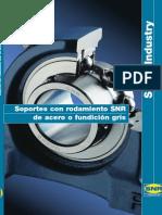 SNR_Soportes autocentrantes - Fundición gris - Catálogo