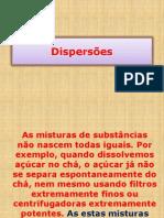Dispersões - apresentação