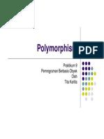 P9 - Polymorphism