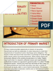71439024 Primary Market Ppt