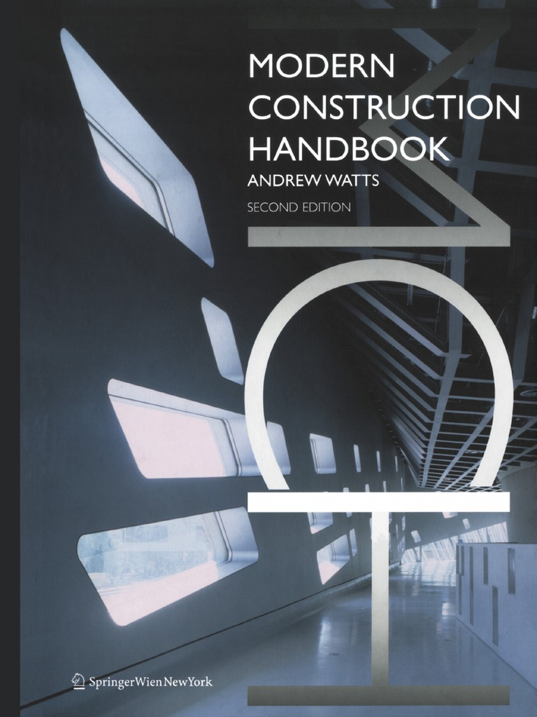 modern construction handbook roof masonry