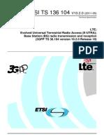 TS_136104v10.2.0_Base Station (BS) Radio Transmission and Reception
