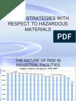 Hazardous Material Design Strategies