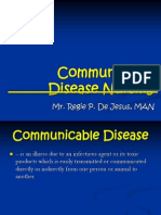 Communicable Diseases - Antipona