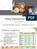 ppt on public distribution system of india