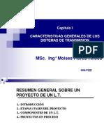 Cap I Características Generales de Sistemas de Transmisión