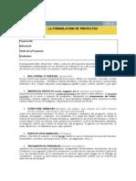 1. Formato Formulacion de Proyecto