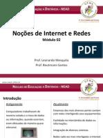Módulo 02 - Redes e Internet