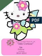 Agenda 2013 2014 Hello Kitty Agbm