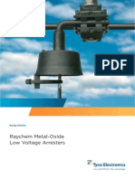 Raychem Metal-Oxide LV Arresters