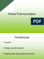 Estrés Post-traumático ateneo.ppt