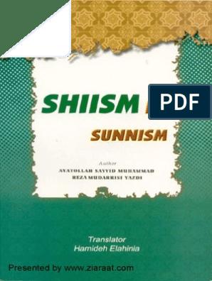 Shiism in Sunnism | Shia Islam | Ahl Al Bayt