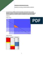 Taller problemas de programación lineal