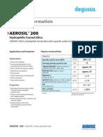 Aerosil200 T