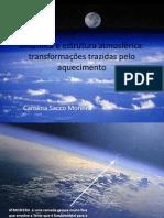 Aula 1 - Dinâmica e estrutura atmosférica