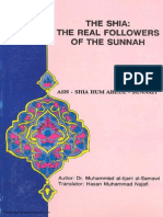 Shias Are The Real Ahle Sunnah