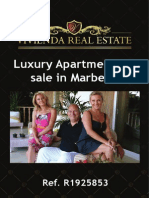 Luxury Apartment for Sale Marbella | Vivienda Real Estate R1925853