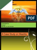 A case study on Mastitis
