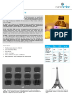 Photoresist Data Sheet