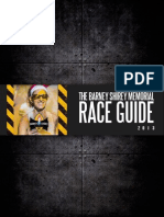 Race Guide w/ waivers