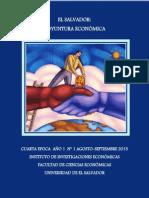 Coyuntura Económica El Salvador