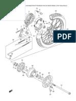 Fig.52 Rear Wheel (Fw110dl0_sdl0)