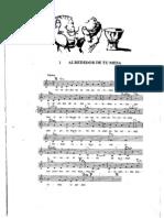 Cancionero Con Notacion