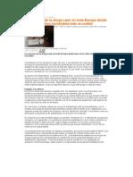 España a la cabeza en el consumo de drogas de la unión europea 23-11-06