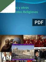 Las Sectas y Otros Movimientos Religiosos