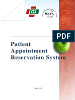 Patient Appointment System